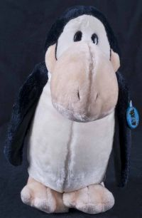 "Bloom County Comic OPUS Penguin 13"" Stuffed Plush"