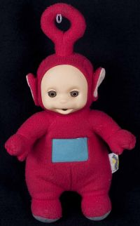 "Playskool Hasbro Teletubbies Talking PO 15"" Plush"