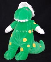 Wiggles DOROTHY THE DINOSAUR Beanie Plush Doll Toy