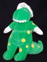 Wiggles DOROTHY THE DINOSAUR SINGING Plush Doll Toy