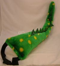 Wiggles DOROTHY THE DINOSAUR Plush Dress Up Tail
