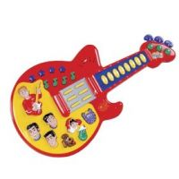 Wiggles Sing and Dance Musical Red Guitar