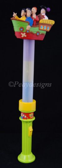 Wiggles Live LIGHT UP STICK WAND